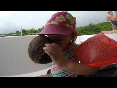 Family Fun at Windjammer Landing, St  Lucia