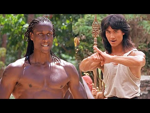 Liu Kang vs Fighting Monk - Mortal Kombat