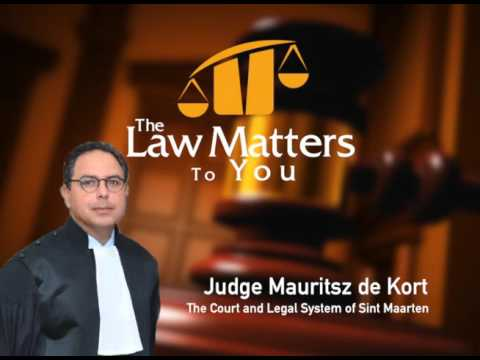 THE LAW MATTERS TO YOU PROMO