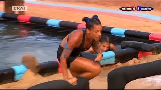 Οι καλύτερες αγωνιστικές στιγμές της Μελίνας Μεταξά || SurvivorGr