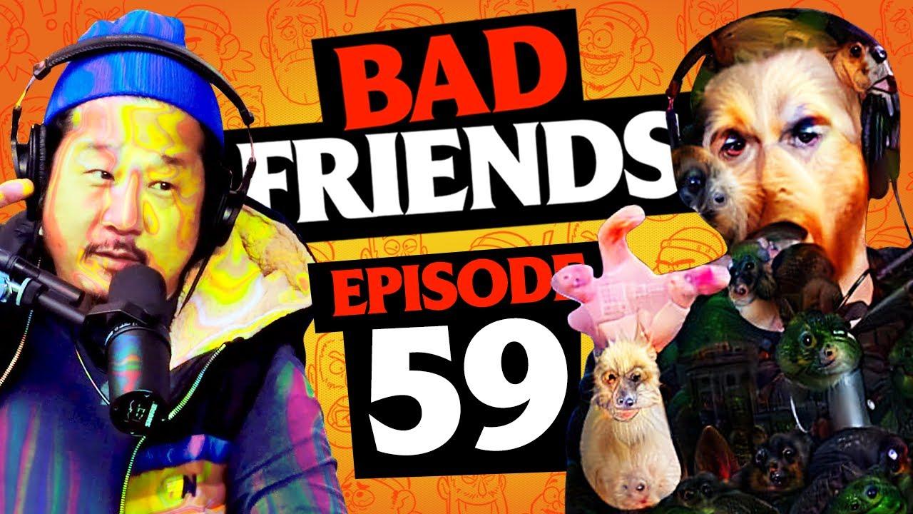 Sleepwalking Through Trevor Noah's House   Ep 59   Bad Friends