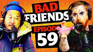 Sleepwalking Through Trevor Noah's House | Ep 59 | Bad Friends