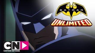 Неудачное ограбление банка | Бэтмен без границ | Cartoon Network