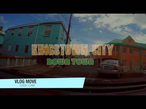 VLOG MOVE  - Home to Road ( Drive from Leeward to Kingstown