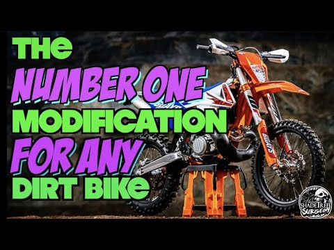 The NUMBER ONE Modification FOR ANY Dirt Bike