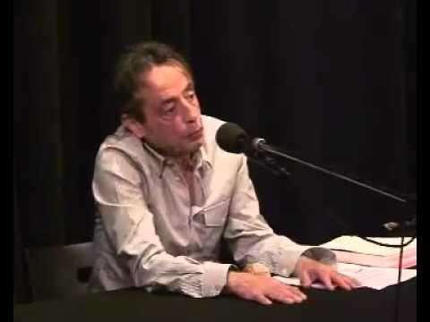 Conférence de Gérard Berréby au CipM de Marseille