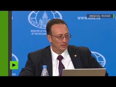 Russie: les autorités britanniques ont-elles pu orchestrer une attaque contre une citoyenne russe ?