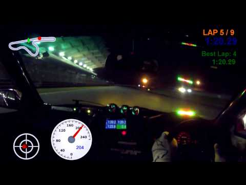 Round 1 Heat 1 SNF 2015 Race Class 1 Car 48