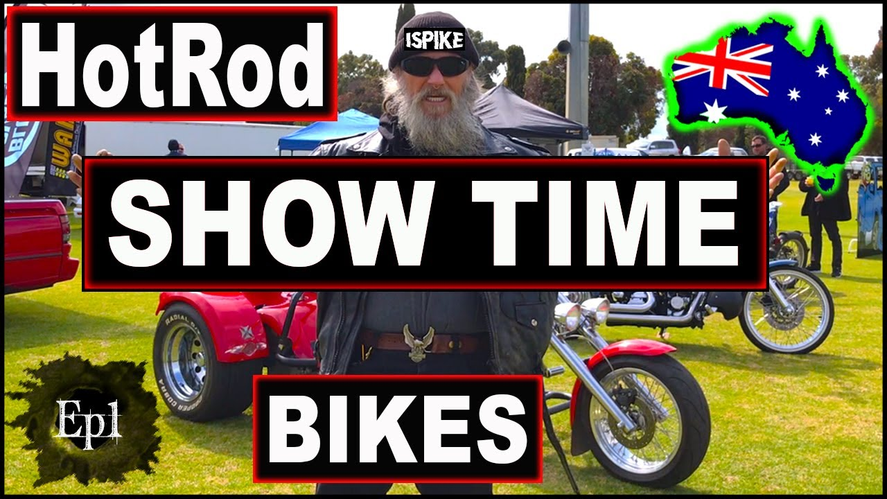 MOTOR MIX Awesome Cars & Motorcycles - American & Australian Muscle Cars