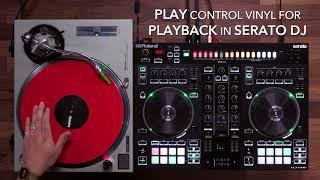 Roland DJ-505: DVS