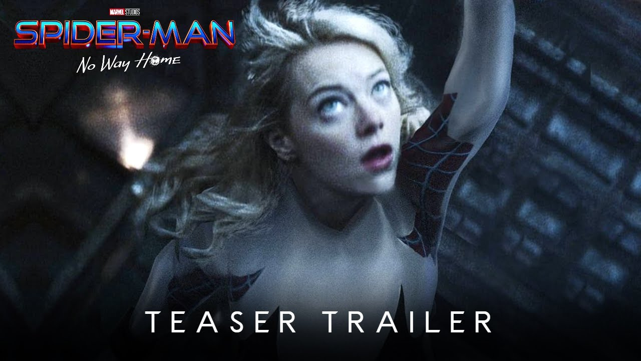 Spider-Man: No Way Home (2021) Teaser Trailer Concept - Tom Holland, Tobey Maguire, Andrew Garfield
