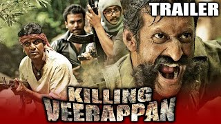 Killing Veerappan 2021 Official Trailer Hindi Dubbed | พระศิวะราชกุมาร, ราฮาโอ, ยานาเช็ตตี