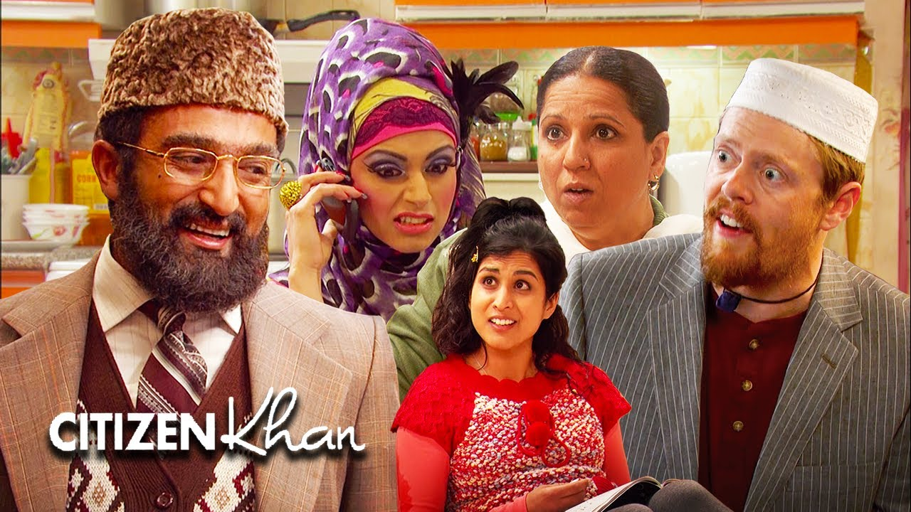 Download Mr. Khan's funniest moments of series 1   Citizen Khan   BBC Comedy Greats