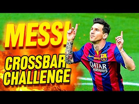 IMPOSSIBLE MESSI FOOTBALL CHALLENGE ?!