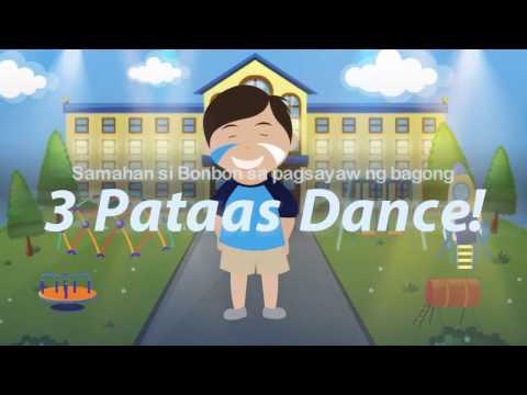 Ang Bagong 3 Pataas Dance Tutorial