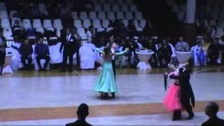 Ruse Open 2014 Jun II St Final Slowfox Szalai Dénes   Balla Perta
