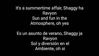 In the summertime - Shaggy ft. Rayvon letra en español