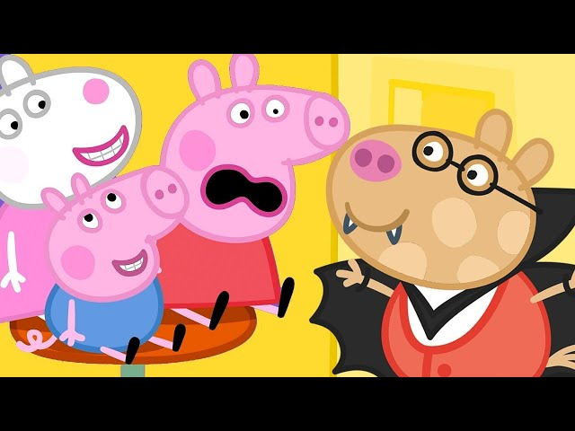 Peppa Pig Français 💖 Les Meilleurs Amis De Peppa | Dessin Animé Pour Bébé