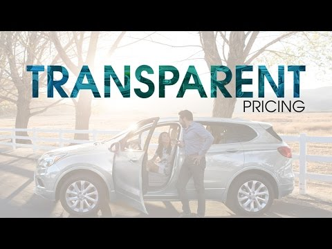Transparent Pricing - What You've Always Wanted, But Never Expected.