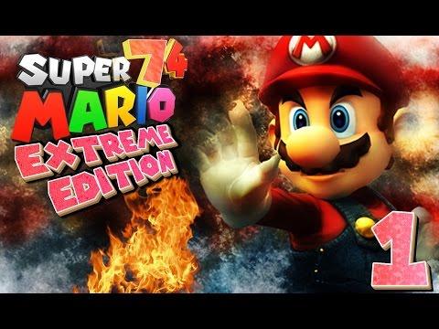 Super Mario 74: Extreme Edition - Episodio 1