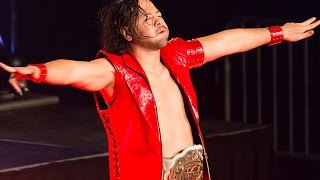 Shinskuke Nakamura Is Headed To The US Today To Start WWE Career