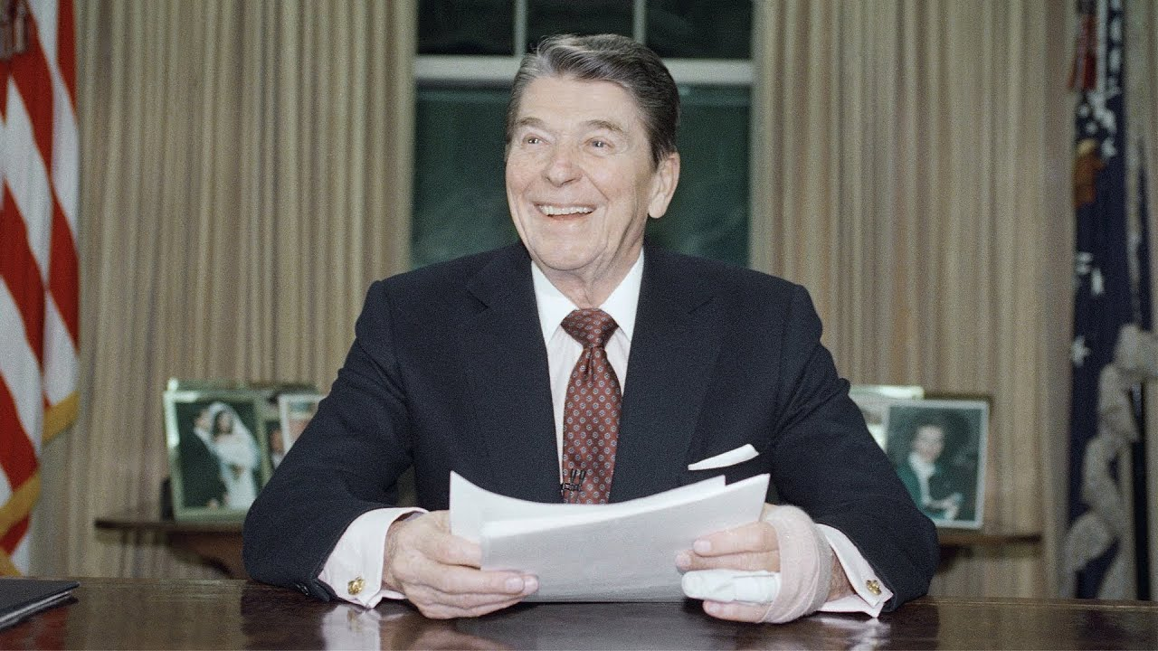 ronald reagans speech Find all the quotes and speeches made by ronald reagan.