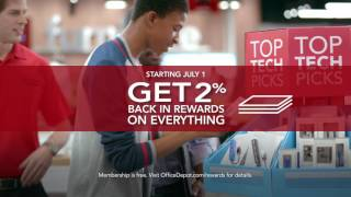 "Office Depot, Inc. Launches Iconic ""Taking Care of Business"" Brand Platform"