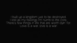 Struggle Jennings & Jelly Roll 2018 (Love is a War) lyrics in video