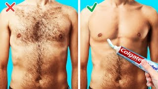 25 EVERYDAY HACKS FOR MEN thumbnail