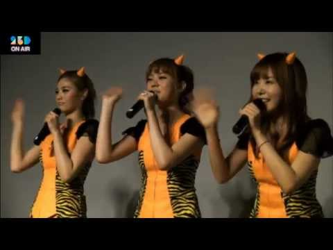 Orange Caramel - 2.5D Showcase 121215