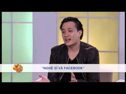 """Trò chuyện cùng Trấn Thành: """"Nghệ sĩ và Facebook"""" - Vui Sống Mỗi Ngày [VTV3 – 24.10.2014]"""