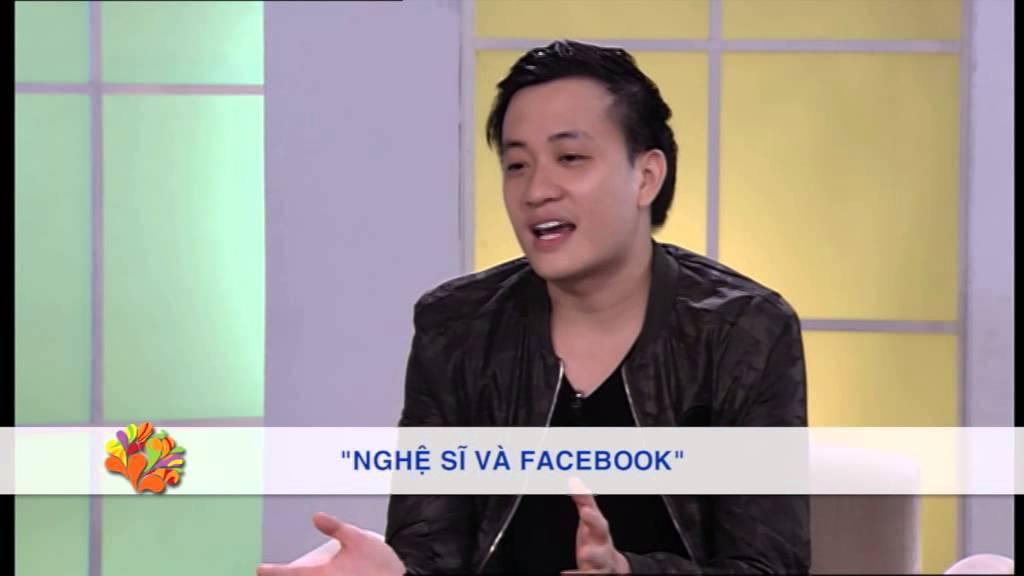 """Trò chuyện cùng Trấn Thành: """"Nghệ sĩ và Facebook"""" – Vui Sống Mỗi Ngày [VTV3 – 24.10.2014]"""
