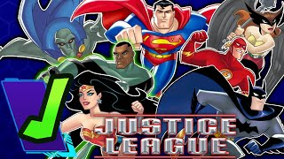 Justice League Season 2 - The Cream of the Crop