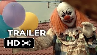 Badoet official teaser trailer (2015) - indonesian clown horror movie hd