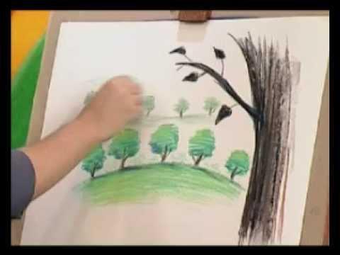Рисование 47. Хитрости художника — Шишкина школа