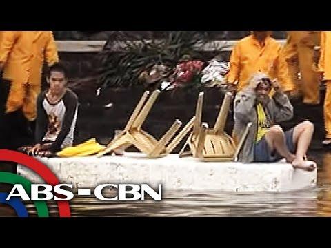TV Patrol: Baha sa Mandaluyong, dahil sa napabayaang flood control project?