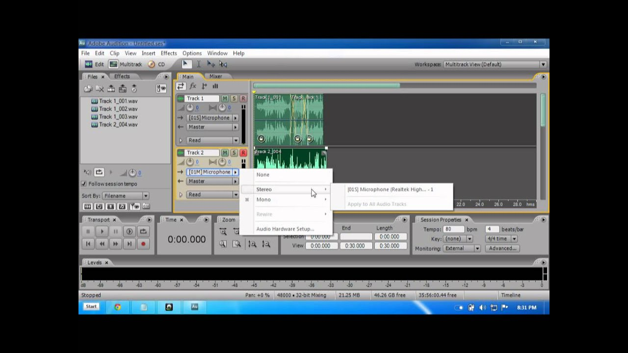 AUDITION ASIO SOUND CARD DRIVERS DOWNLOAD