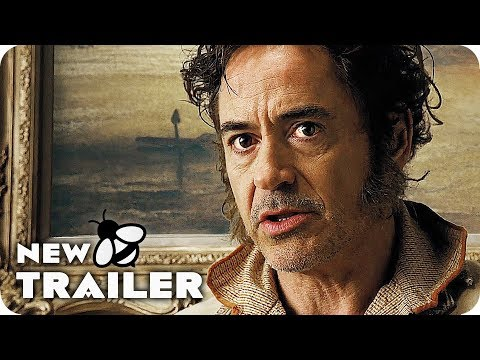 Play DOLITTLE Trailer (2020) Robert Downey Jr ,Tom Holland Movie