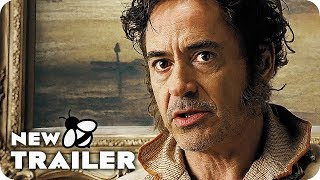 DOLITTLE Trailer (2020) Robert Downey Jr ,Tom Holland Movie