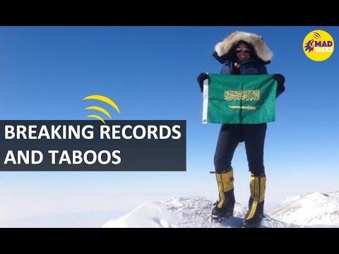 Raha Moharrak, first Saudi woman to conquer Everest