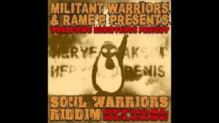 - Da Frogg Eyez - Dem Barricades - SoulWarriors Riddim By M.W.P.
