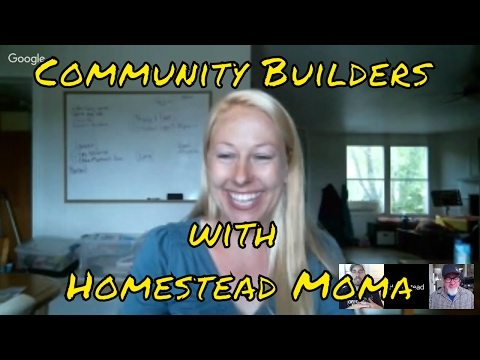 Community Builders With Homestead Moma