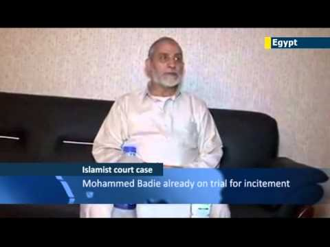 Crackdown on Islamist Egypt: Muslim Brotherhood leader Badie facing second trial over deaths