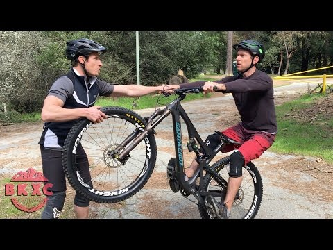 improving your mountain biking skills
