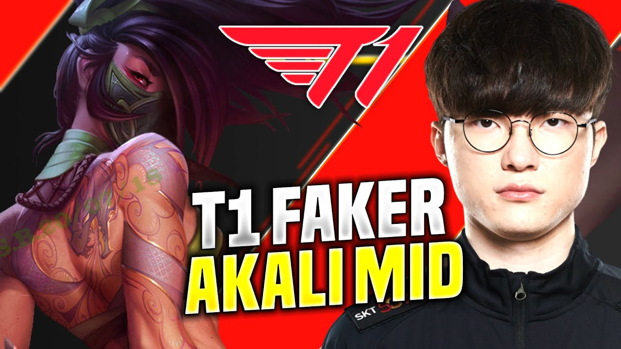 FAKER IS SO GOOD WITH AKALI! - T1 Faker Plays Akali Mid vs Wukong! | KR SoloQ Patch 10.18