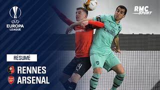Résumé : Rennes – Arsenal (3-1) Ligue Europa