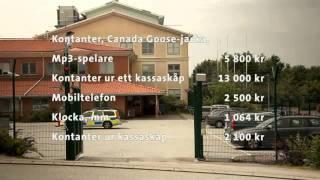Polis & tjuv - Uppdrag Granskning  SVT