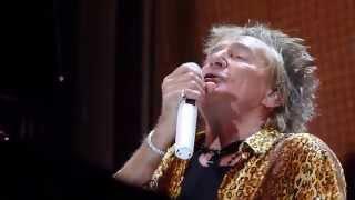Rod Stewart 'Ooh La La' live Hyde Park London 13.09.15  HD