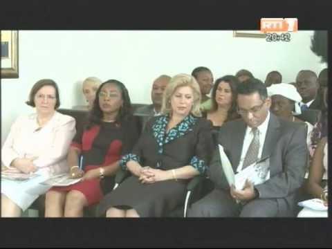 Dîner-gala Children of Africa : Mme Ouattara mobilise de grosses stars pour un hôpital