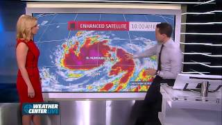 Typhoon Phanfone Nears Guam Threat For Japan Hurricane - Tropical Storm Heading Towards Mariana!!!